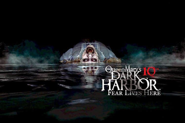 Queen Mary Halloween Tour 2020 The Queen Mary's Dark Harbor 2019 Event Overview