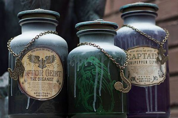 The Haunted Mansion Turns 50