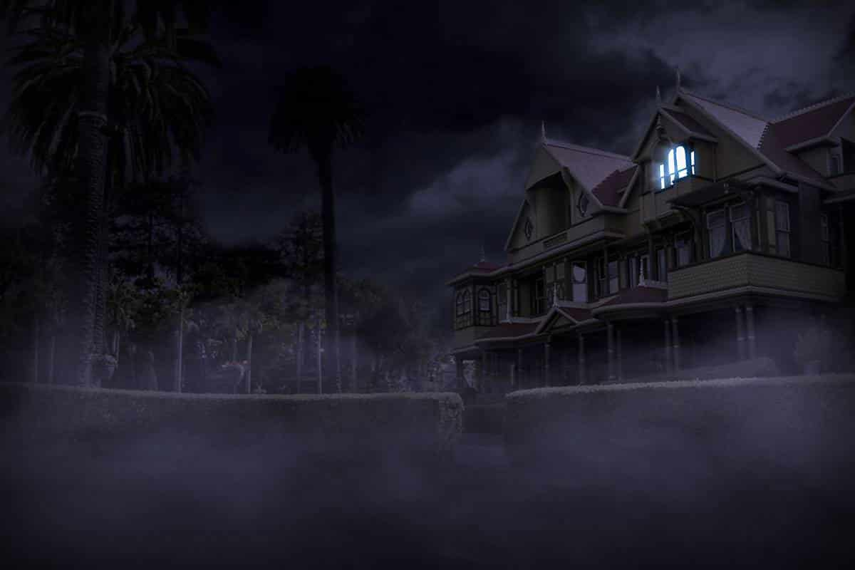 Winchester Mystery House Hosts Christine McConnell