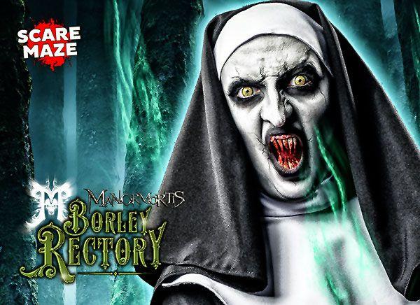 Walpurgis Night at the UK's Scare Kingdom Scream Park