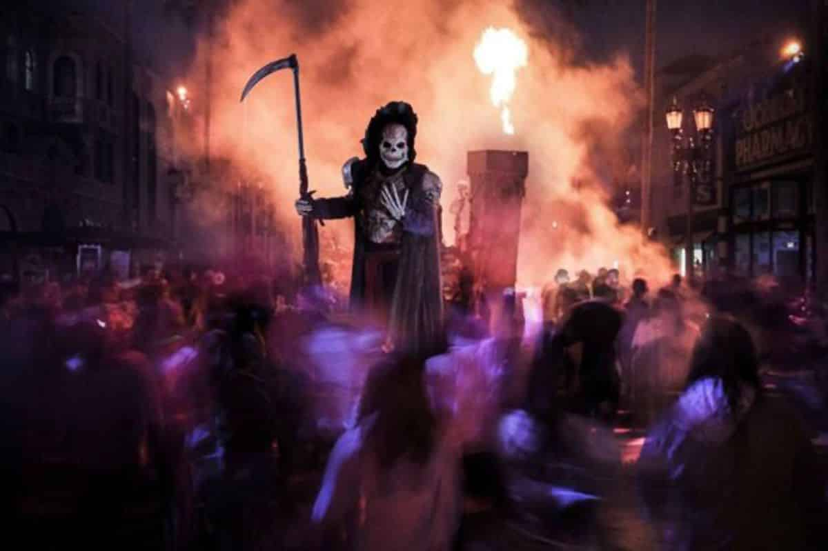 Universal Studios Hollywood Offers Fans a Premier Peek at This Year's Halloween Horror Nights
