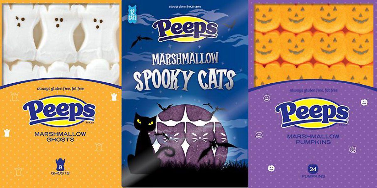 New Halloween Peeps Available Soon