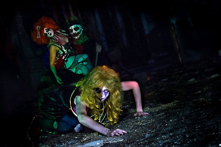 Slaughterland Screampark Opens in Binghamton, NY for 2019 Halloween