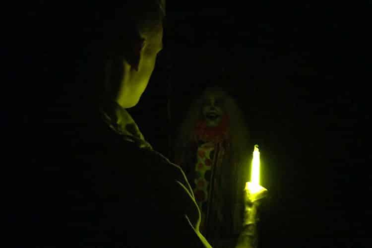 New Mazes and Special Events at this Year's Haunted Fort
