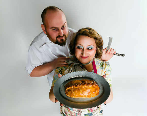 """The Majestic Repertory Theatre in Las Vegas Presents """"Sweeney Todd"""""""
