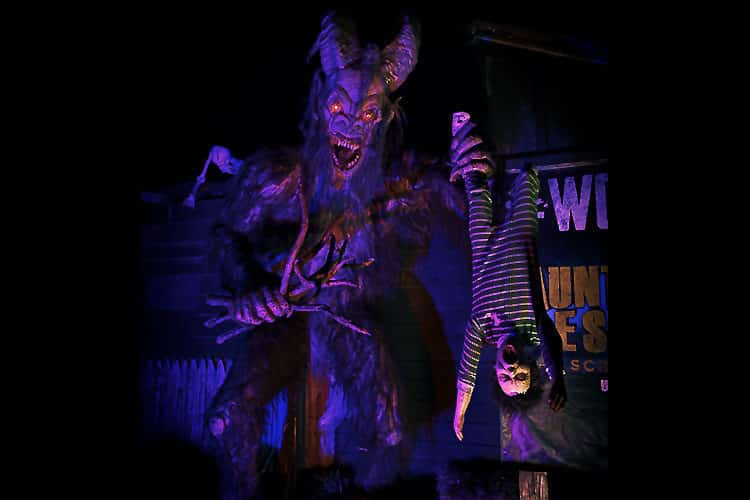 horror experiences