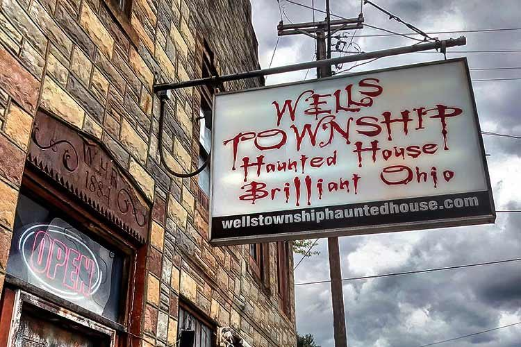 Wells Township Haunted House