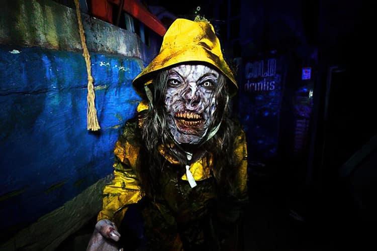 hush haunted attraction