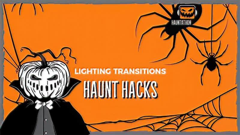 lighting transitions